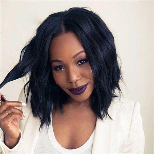 Bob Hairstyles for Black Women-18