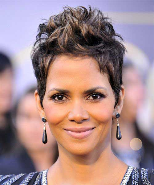 Halle Berry Short Haircuts-18