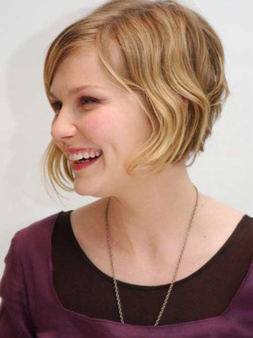 Cute Short Wavy Hair-18