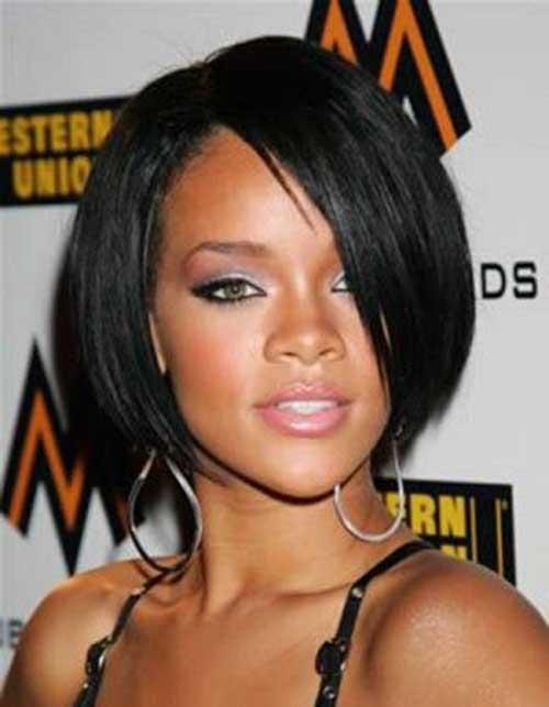 Bob Hairstyles for Black Women-19