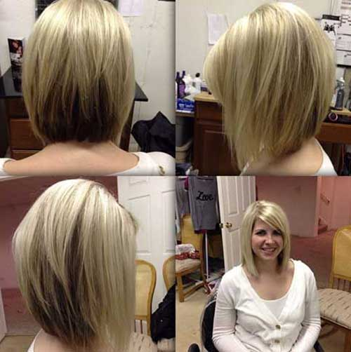 Short Haircuts with Layers-19