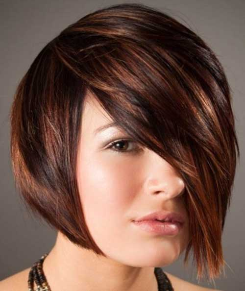 25 Best Short Brown Haircuts Short Hairstyles Amp Haircuts