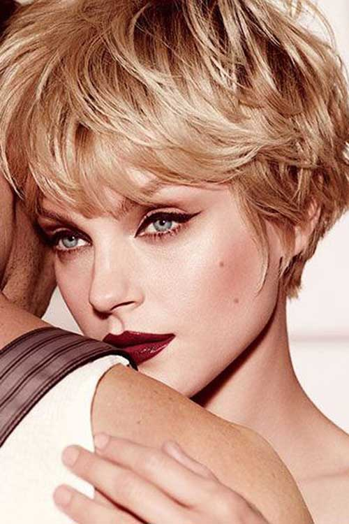 2016 Short Blonde Hair Color Trends