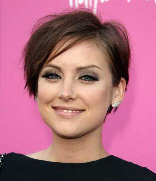Short Brown Haircuts-21