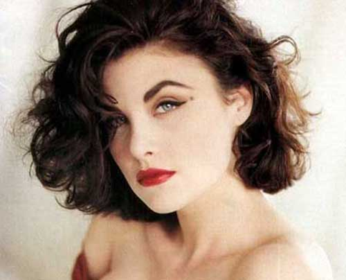 Wondrous 30 Short Haircuts For Curly Hair 2015 2016 Short Hairstyles Hairstyles For Women Draintrainus