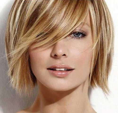 Cute Short Hair Cuts-21