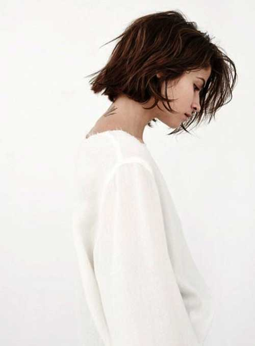 Short Brown Haircuts-22