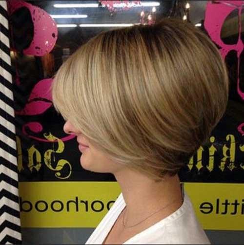 22.Good Short Bob Hair Cuts