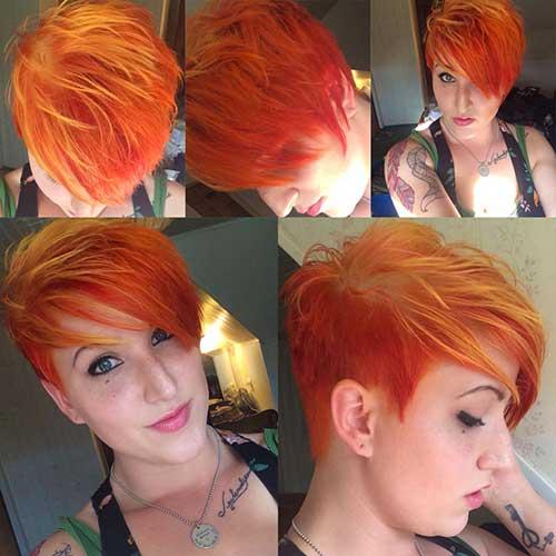 Stylish short asymmetrical pixie haircut - 30 Pixie Cuts 2015 2016 Short Hairstyles Amp Haircuts 2017
