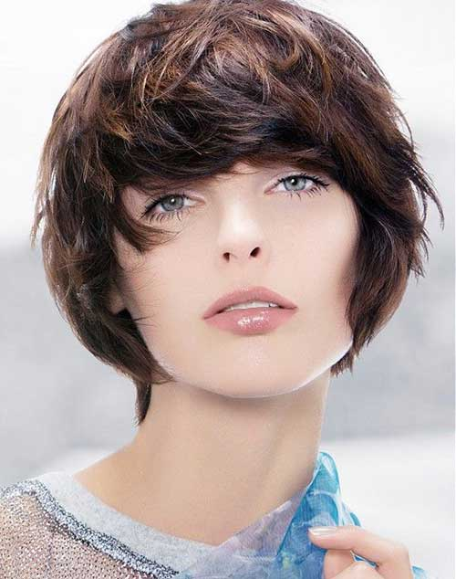 Short Brown Haircuts-23