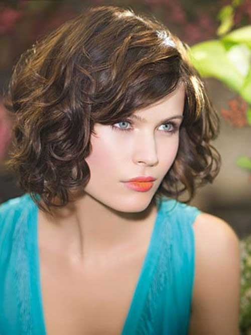 best short haircuts for curly hair 30 haircuts for curly hair 2015 2016 2191 | 23.Best Short Haircuts for Curly Hair 2015