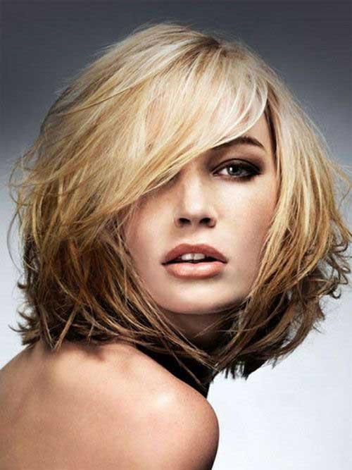 Short to Medium Haircuts-24