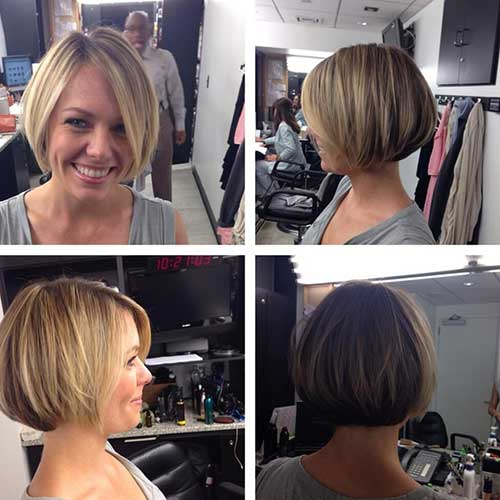 Cute Short Hair Cuts-24