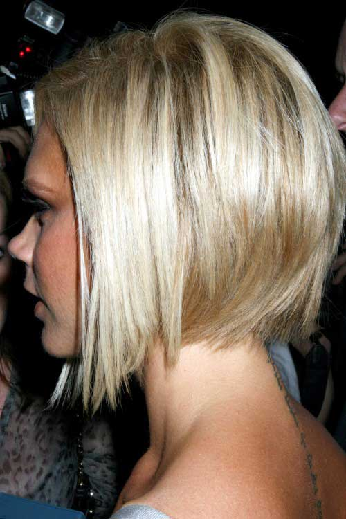 Victoria Beckham Bob Hair-24