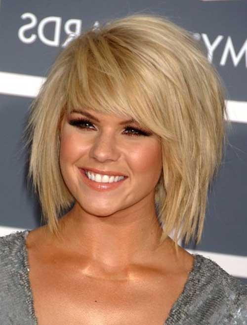 Short to Medium Haircuts-25