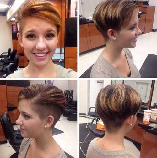 25.Best Short to Medium Haircuts