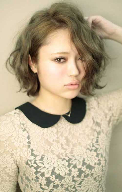 Short Wavy Hairstyles-26