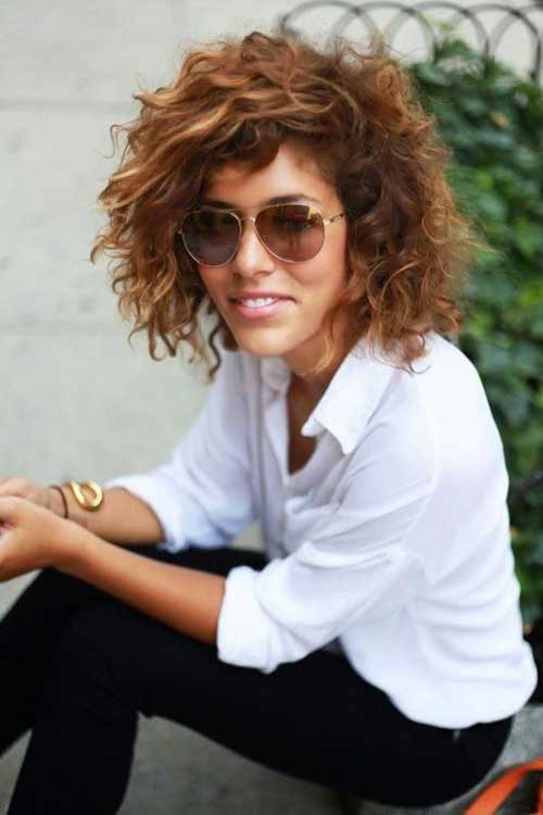 Short Haircuts for Curly Hair 2016-27