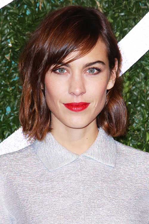 Short to Medium Haircuts-28