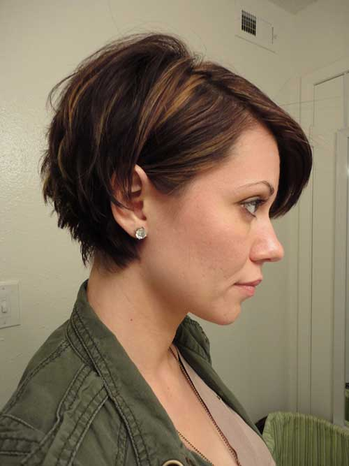 Cute Short Hair Cuts-28