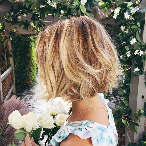 28.Short Hair Cuts
