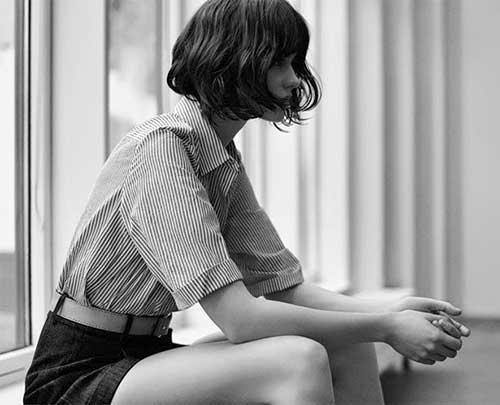 29.Best Short Hair Images 2015