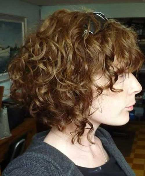 Short Haircuts for Curly Hair 2016-29