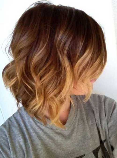 Cute Short Hair Cuts-29