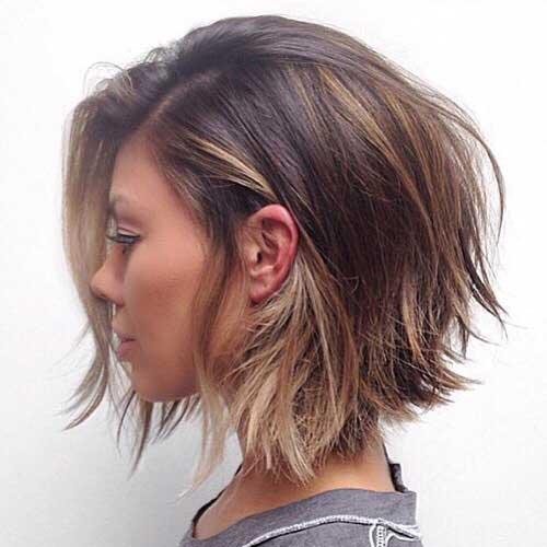 29.Good Short Bob Hair Cuts