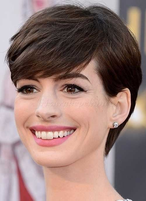 Hairstyles For Short Hair-29