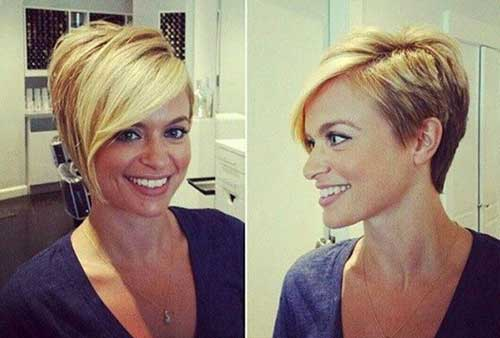 Cute Short Hair Cuts-30