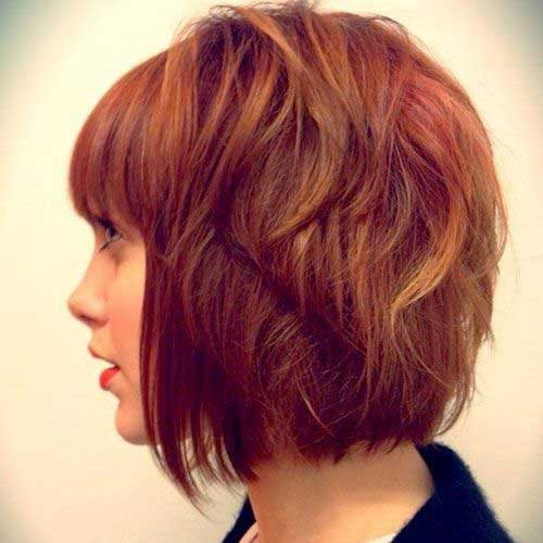 Hairstyles For Short Hair-30