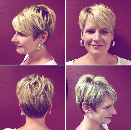 31.Best Short to Medium Haircuts