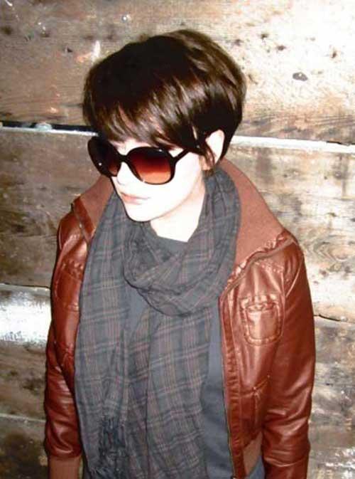 Short Haircut Styles-32