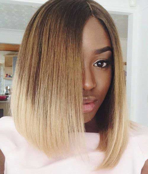 Bob Hairstyles for Black Women-36