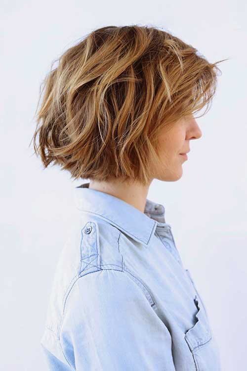 40.Best Short to Medium Haircuts