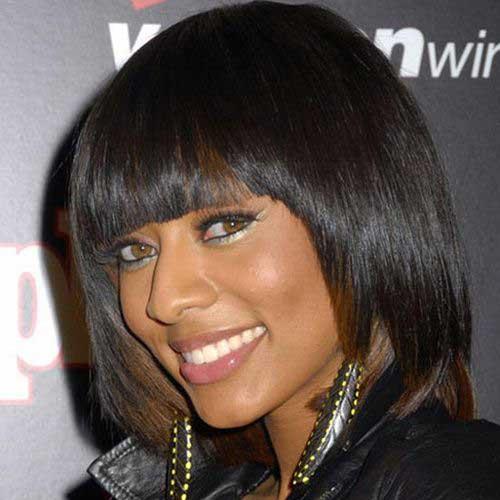 Bob Hairstyles for Black Women-44