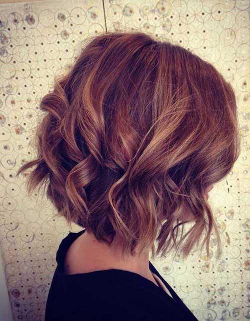 6.Good Short Bob Hair Cuts