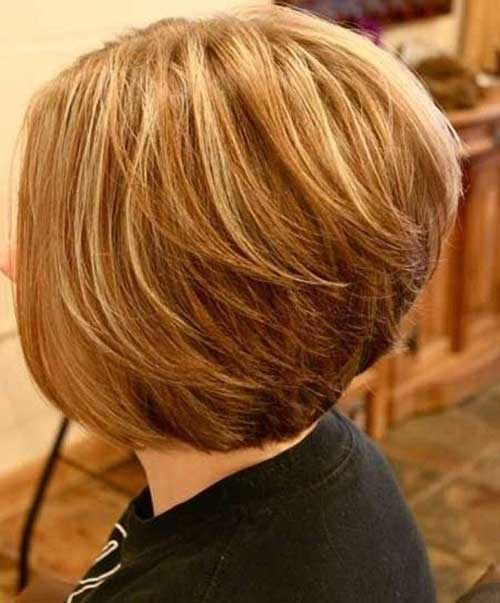 Short Haircuts with Layers-6