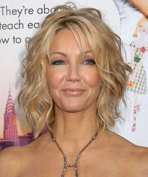 15 Short Hairstyles For Thin Wavy Hair Short Hairstyles Haircuts