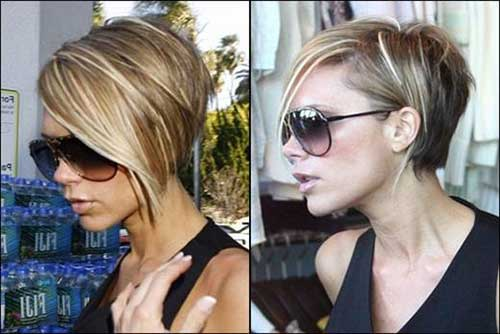 Victoria Beckham Bob Hair-6