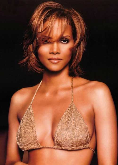 Halle Berry Short Haircuts-7