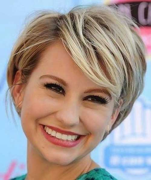 Cute Short Hair Cuts-7