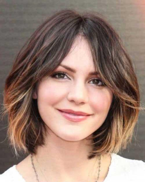Enjoyable 20 Cute Short Haircuts For Wavy Hair Short Hairstyles Amp Haircuts Short Hairstyles Gunalazisus