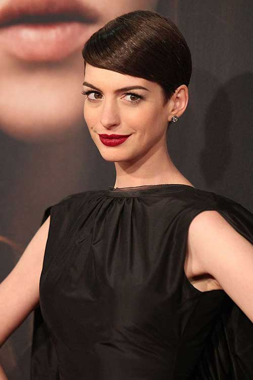 7.Different Short Hairstyles