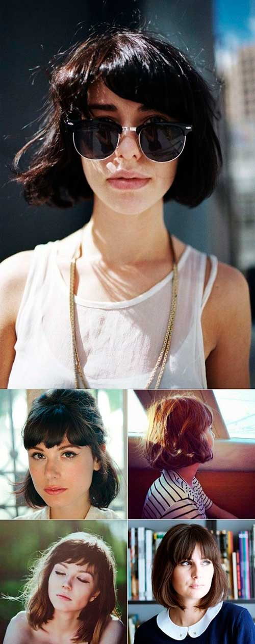 Short Bob Hair Cuts-7