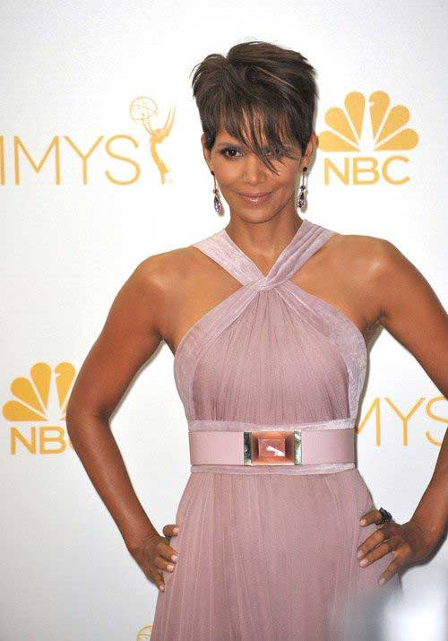 Halle Berry Short Haircuts-8