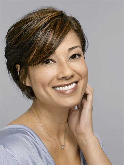 Cute Short Hair Cuts-8
