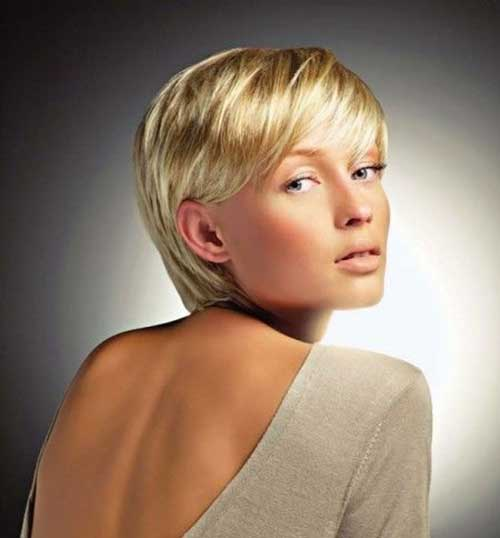 haircuts for short fine hair 20 hairstyles for thin hair hairstyles 2201 | 8.Hairstyles for Thin Short Hair