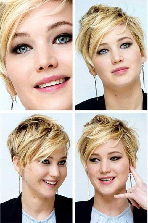 8.Short Hair Cuts
